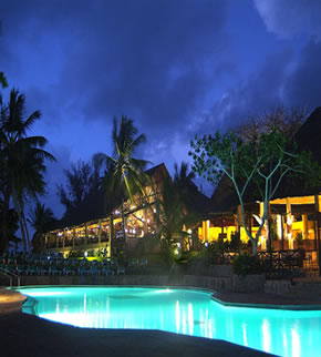 baobab beach resort- diani